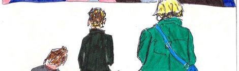 Dessiner Matisse - dessin JTF