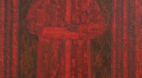 Le Pape François 1er - toile JTF