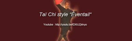 Vidéo Tai Chi - Éventail