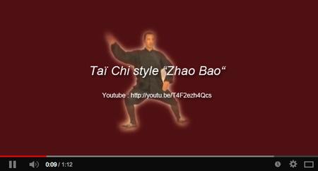 Vidéo Zhao Bao