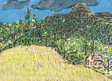Une maison aux Miellons