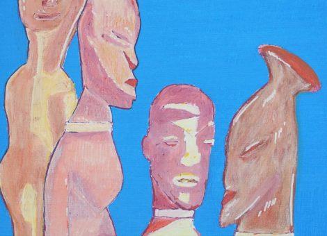 Statuette Afrique 2