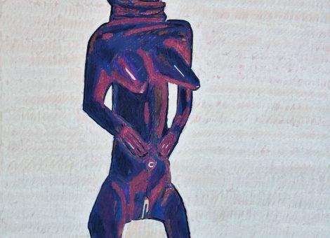 Statuette Afrique 3