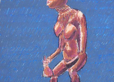 Statuette Afrique 1
