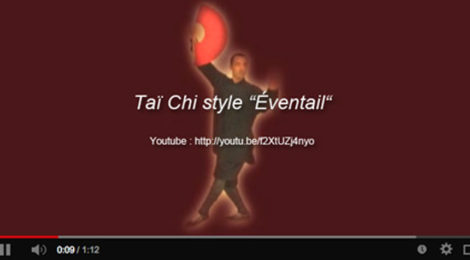 Taï Chi - style éventail