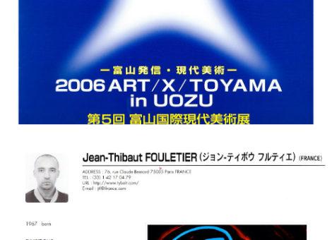 2006 - Toyama - Jean-Thibaut Fouletier