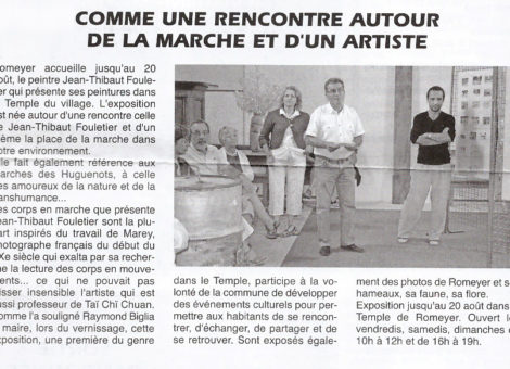 2011 - Romeyer - Jean-Thibaut Fouletier