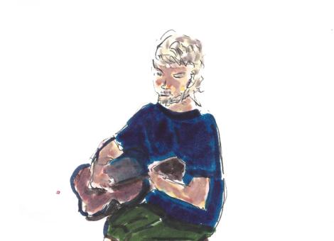 Mathis, musicien !