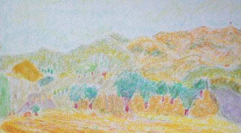 Vue du Mont Justin - 2