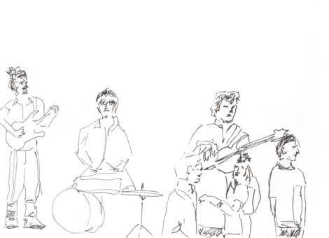 Musicos d'Ardèche au Lys