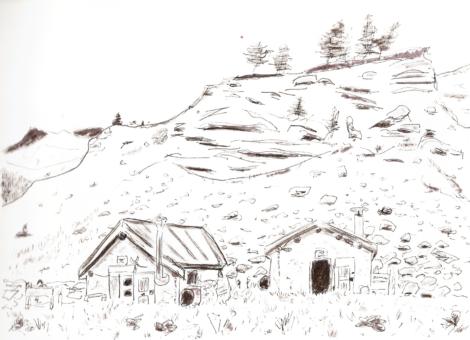 Cabanes de juillet