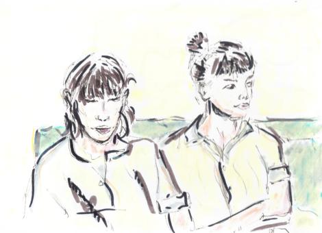Alice et Pauline